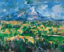 Cézanne_la_Montagne_Sainte-Victoire_vue_des_Lauves