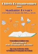 Affiche expo Bovary