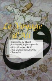 Affiche Le voyage d'Ali