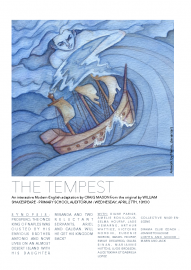 Affiche THE TEMPEST