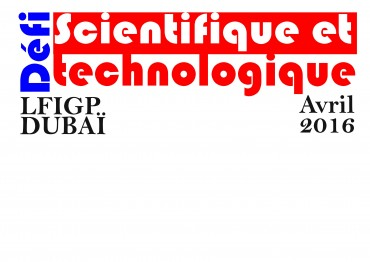 LOGO defi scientifique