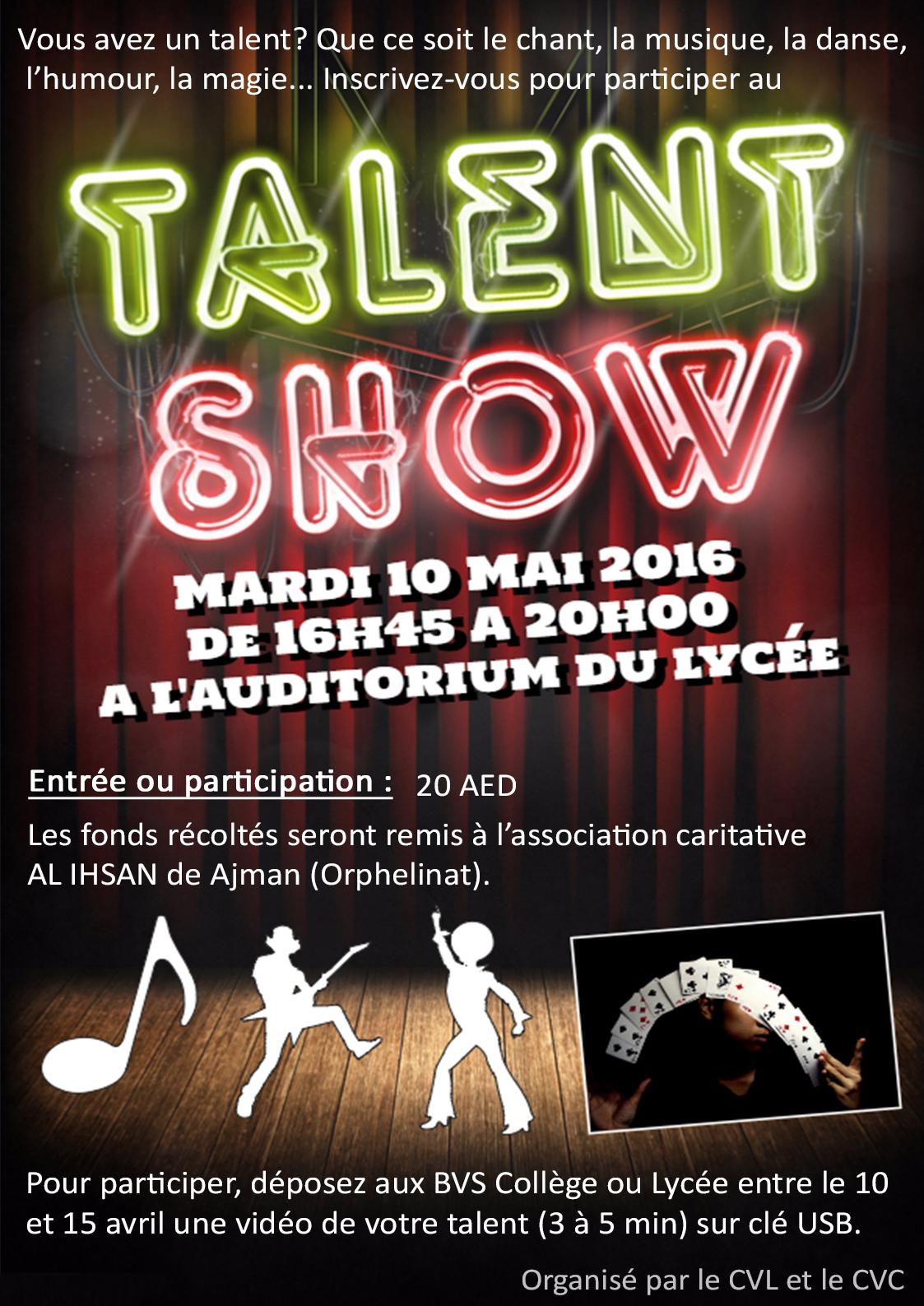 Talent Show Final4