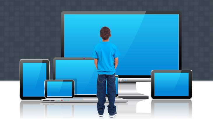 Visuel dangers des ecrans