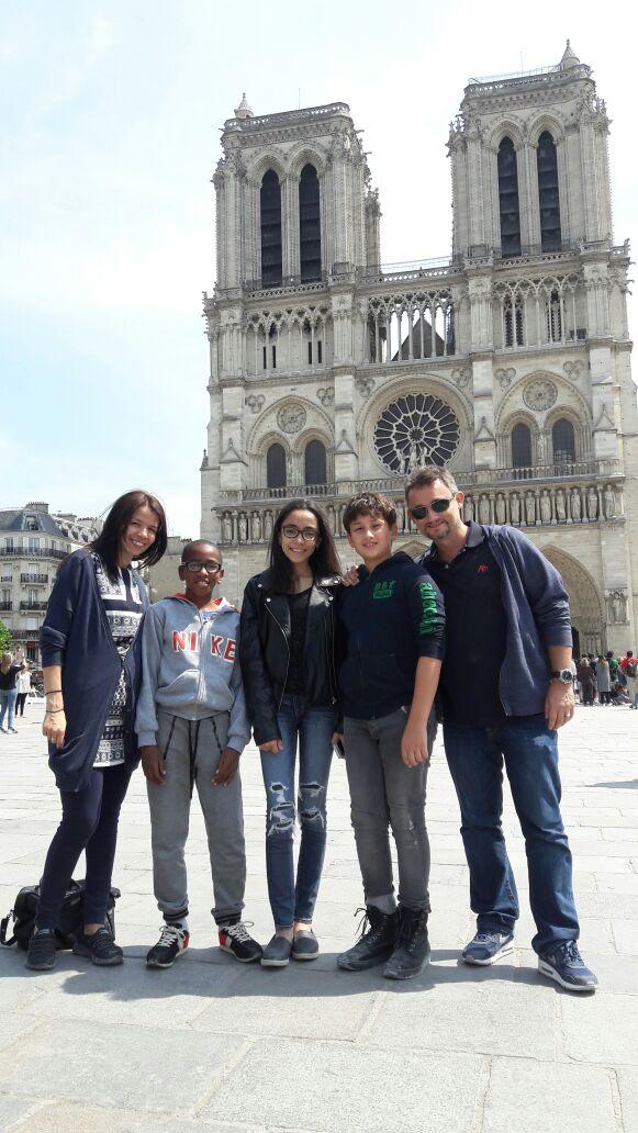 Ambassadeurs à Paris 2